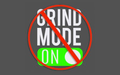 Stop Grinding
